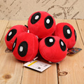 Marvel Deadpool Mini Plush Toys Plush Pendant Toy Soft Stuffed Dolls 8cm 10pcs/lot