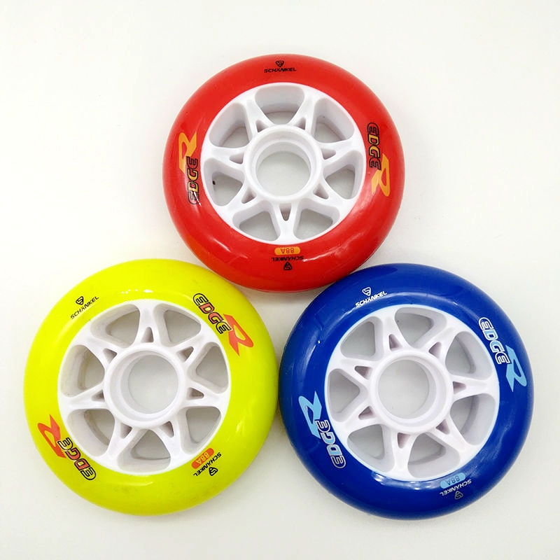 Free Shipping Roller Skates Wheel 84 MM 88A 8 Pieces/lot