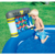 Bonito Crianças Piscina Inflável Piscina de Água do Oceano Bola de PVC de Espessura Ao Ar Livre Playground zwembad piscina bebe A107-1