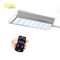 Outdoor Solar Powered Microwave Motion Sensor 70 Led Solar Light Remote Controller Waterproof Garden Light Wall
