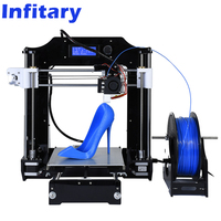 Newest Upgraded 3D Printer Kits High Quality Desktop CNC 3d Printers With 1 Roll PLA Filament
