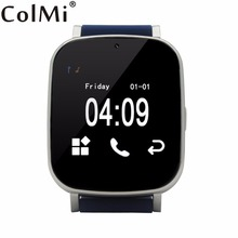 NEW ColMi VS19 Smart Watch Detachable Strap Push Message Pedometer Sleep Monitor for Android Phone PK GT08 As Gift