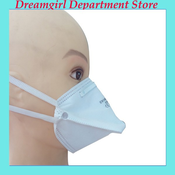 More Mask Dm202b 2 Dust Pm Fashion Safety Pollution Masks 5 Ffp1