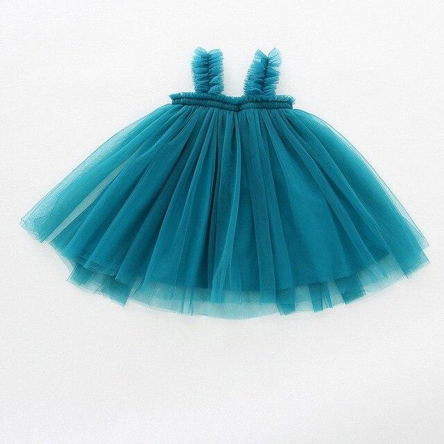Bez rękawów sukienki dla dzieci letnie ubrania dla dziewczynek sukienka dla księżniczek pierwsza sukienka na przyjęcie urodzinowe dla dziewczynki śliczne niemowlęce małe dziewczynki