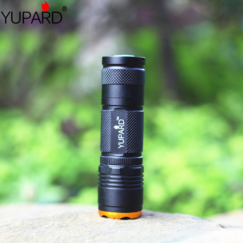 yupard XM-L2 LED T6 LED Adjustable high bright Flashlight Lamp Light Zoomable Torch rechargeable light 26650 18650 AAA
