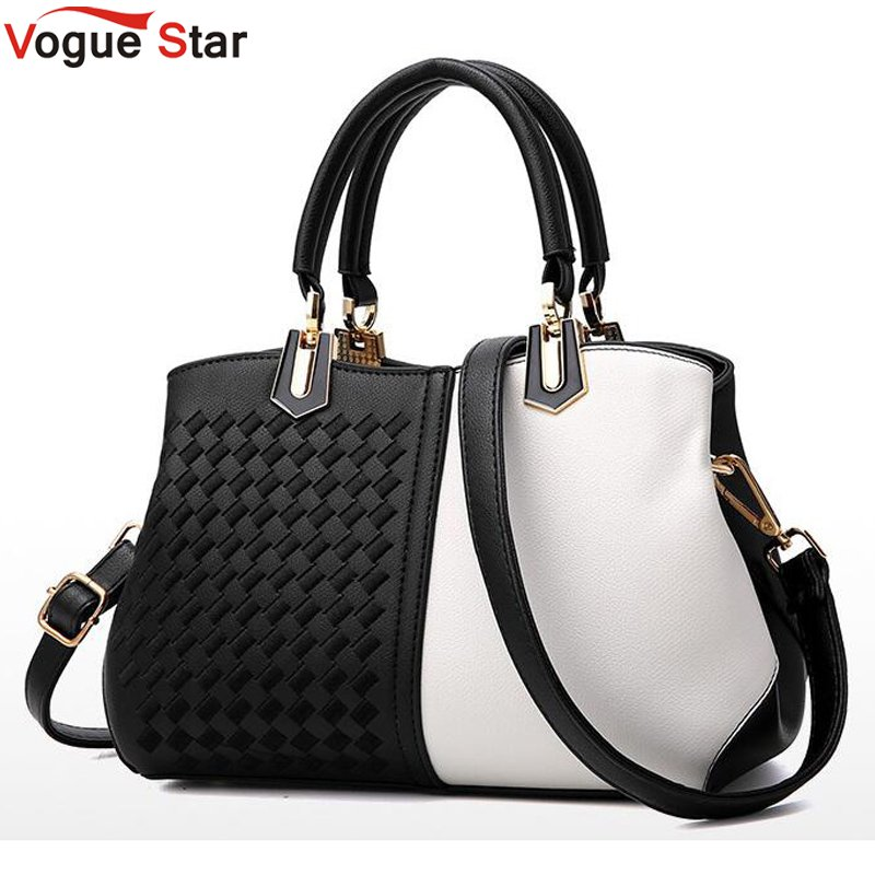Brand Luxury Handbags Women Bags Pu Leather Lady Fashion Zipper Messenger Bag Female Plaid Shoulder Bags Casual Tote LB349 caker brand women large pu casual totes lady patchwork handbags vintage shoulder bags female panelled jumbo messenger bags