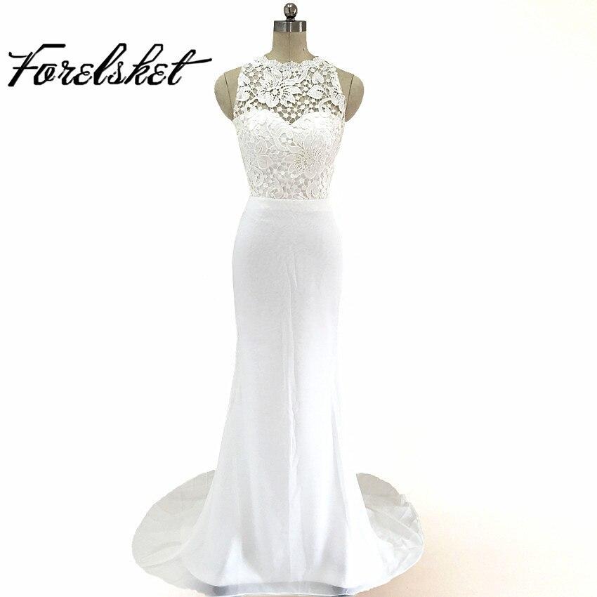 Vestido De Noiva Boho Wedding Dresses Real Photo V Neckline A line Bohemia Beach bridal gown white/ivory chiffon wedding dresses