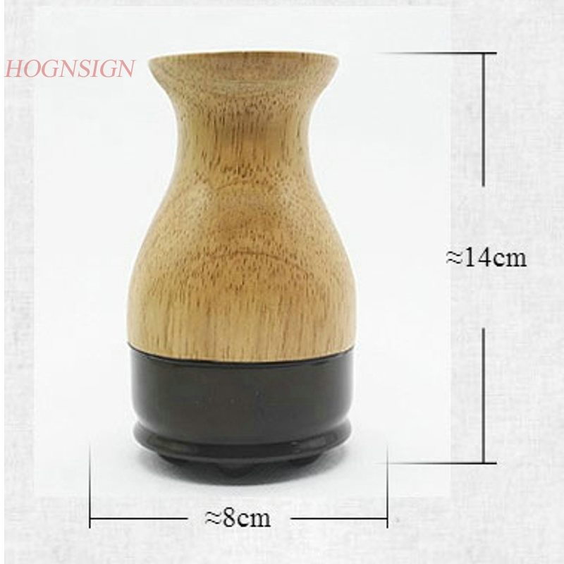Natural Warm Moxibustion Pot Moxa Apparatus Health Manual Massage Body Ai Meridian Wen Apparat Household Care Tool Hot Sale