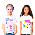 Summer Ben and Hollys T shirts & Cotton Shorts Toddler Girls Little Kingdom Clothing Set Short Sleeve Clothes Teenage Sportswear