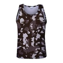 Fitness T shirt font b Men b font Compression shirts vest Tight tee shirts Quick Dry