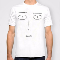 Coups brefs expressions faciales imprimé t-shirts Loisirs mode hommes vêtements Assurer que vous voir à un coup d'œil oublier T-shirt