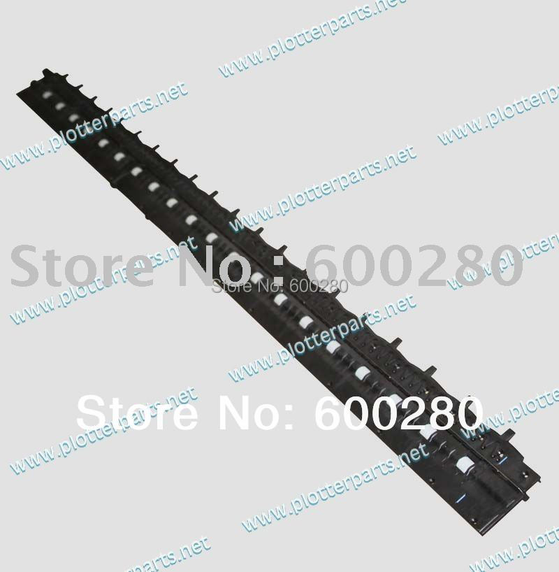 Q1251-60305 C6090-60080 Center platen assembly for the HP Designjet 5500 plotter parts