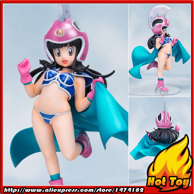 HOT 100% Original MegaHouse Dragon Ball Gals Complete Figure - Chichi Childhood Ver. from