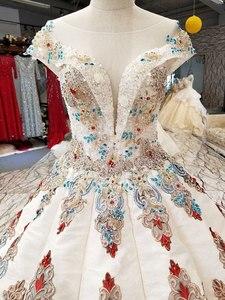 Image 5 - AIJINGYU ชุดเจ้าสาวสีขาวใหม่ชุดเจ้าหญิงจริงราคาลูกไม้ Vintage Boho ร้านค้านี้ SeasonS ชุดแต่งงาน