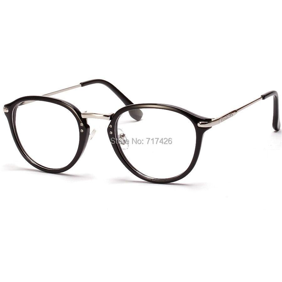 ✅VWKTUUN Round Oversized Glasses Frame Women Men Eyeglasses Optical ...