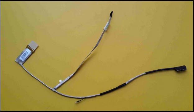 WZSM New Free Shipping LCD LED Cable For SONY VPC-EE VPCEE VPCEE3WFX EE32FX EE42FX EE22FX P/N: DD0NE7LC100