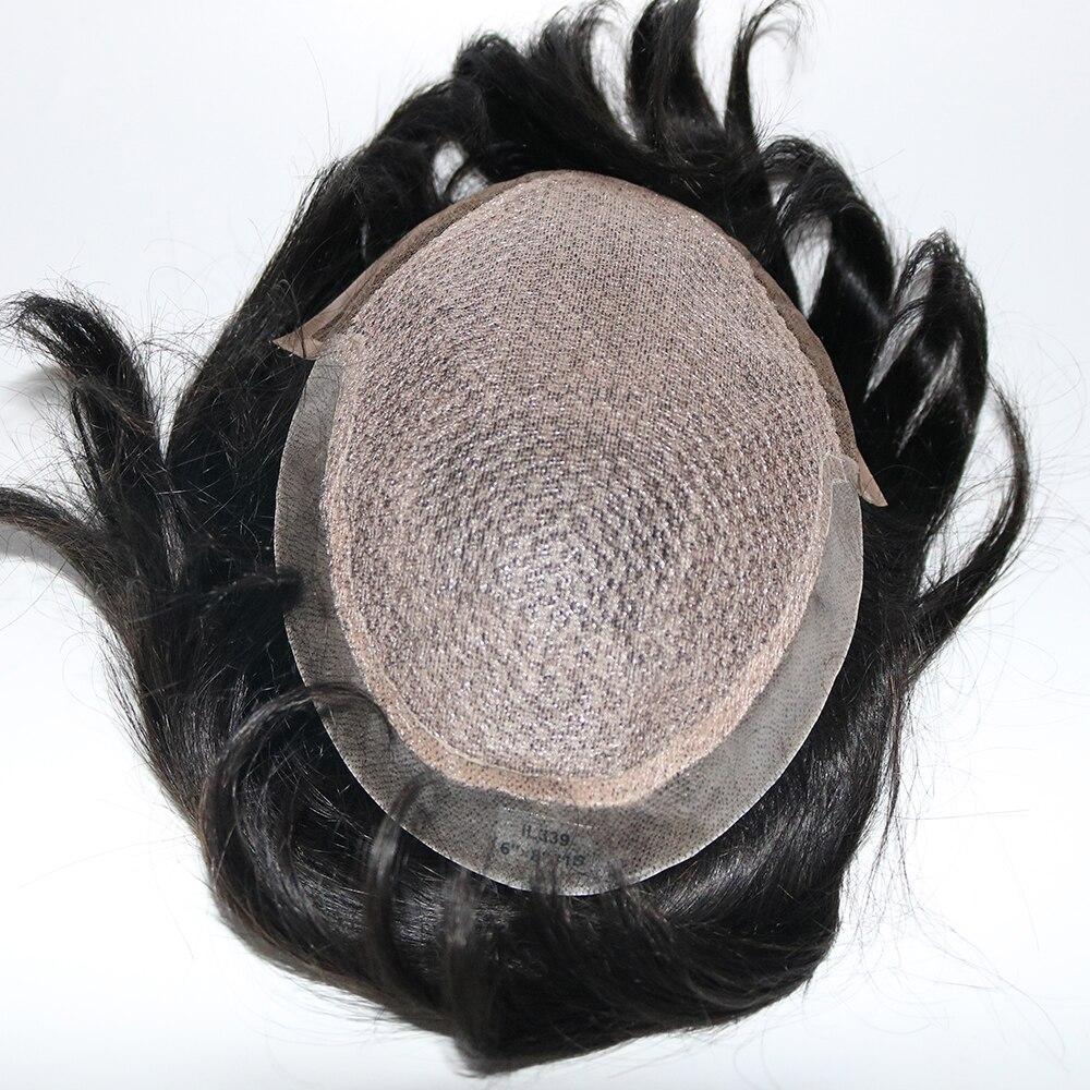 silk base touppe wigs