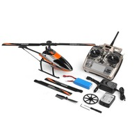 For WLtoys V950 2.4G 6CH 3D/6G System switched freely High efficiency Brushless Motor RTF RC Helicopter Stronger Wind Resistance