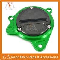 Motorcycle Engine Starter Motor Cover Guard Protection For KAWASAKI KLX250 KLX 250 D TRACKER D TRACKER