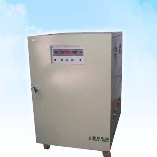 PS6306 variable frequency power source supply 6000W.6KW AC power source conversion Single phase input and three phase output