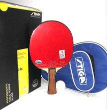 STIGA ALLROUND CLASSIC Master ตารางเทนนิสค้างคาว Professional ไม่พอใจ Racquet กีฬาปิงปองสำเร็จรูปไม้พร้อมกระเป๋า