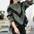 Горячие продажа 2016 новое прибытие мода женщины топы с длинными рукавами свободные дамы зима Корейских Студентов женский clothing plus размер 01B 25