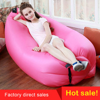Air Beds The New Portable Free Inflatable Sleeping Bag Lounger Water L Amzac Outdoor Air Inflatable