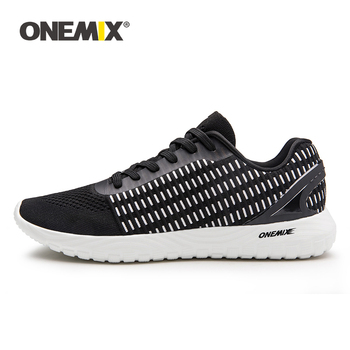 ONEMIX Running Shoes for Man Summer Fashion Breathable Mesh Outdoor Sports Training Footwear Jogging Casual Woman Tennis Shoes