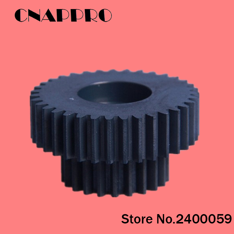 1pc/lot A03U809700 Jam Processing Gear /A Gear/A For Konica Minolta Bizhub PRESS C6000 PRESS C7000 PRESS C70hc Pro C65HC 22T/25T long life compatible opc drum for konica minolta bizhub press c 6000 c7000 7000p 70hc