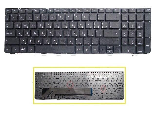 Новый Русский RU Клавиатура для HP PROBOOK 4530 4530 S 4535 S 4730 S 4730 4735 s 6037B0059628 638179-DJ1 NSK-CC0SV черная Клавиатура