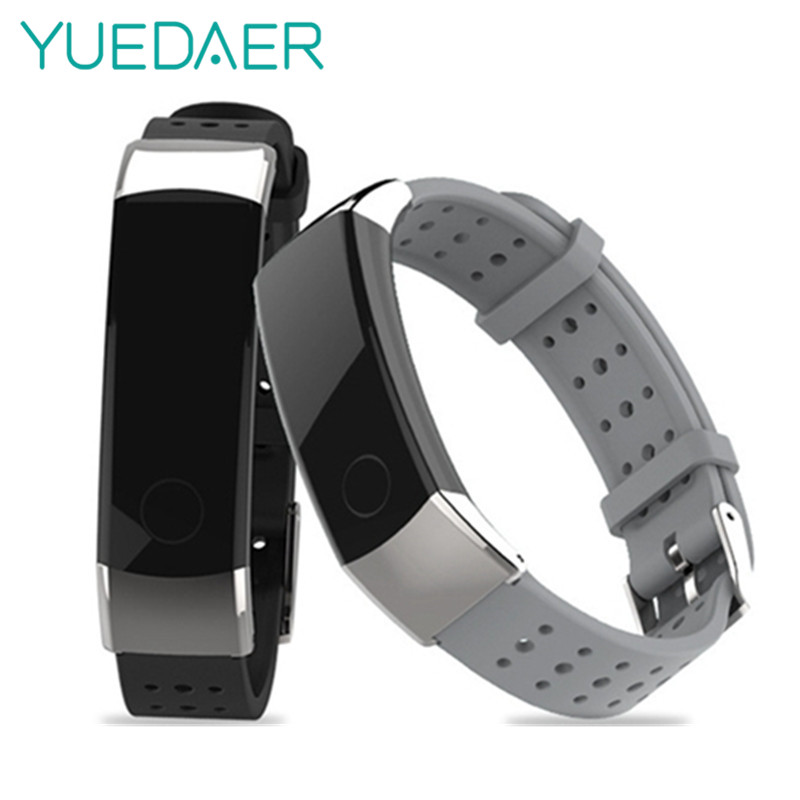 YUEDAER Sport Silicone strap for Huawei Honor Band 3 Youth Edition TPU Soft Wrist Band Strap smart bracelet for honor band 3 цены