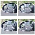 Mais novo Carro Blind Spot Espelho Convexo Grande Ângulo de 360 Graus Ajustável retângulo Espelho Retrovisor Universal para Carro SUV Truck