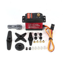 Toys Helicopter Remote-Control Flying Rc Ds3218 Servo-Motor Torque Digital Metal Waterproof