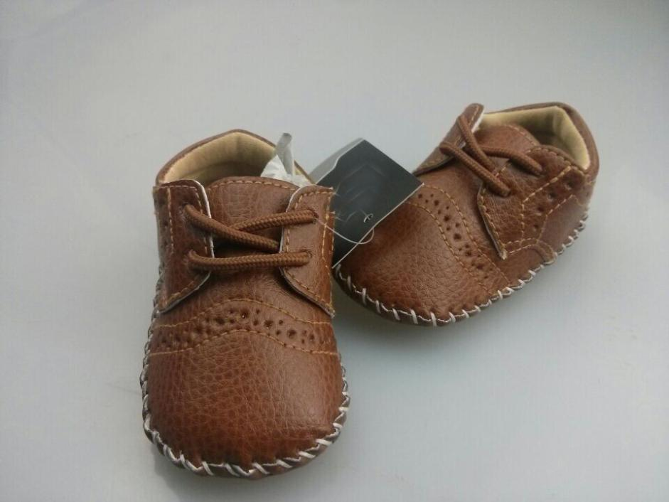 Cute-Baby-Boys-Girls-First-Walker-Faux-Leather-Soft-Sole-Toddler-Shoe-0-12M-3