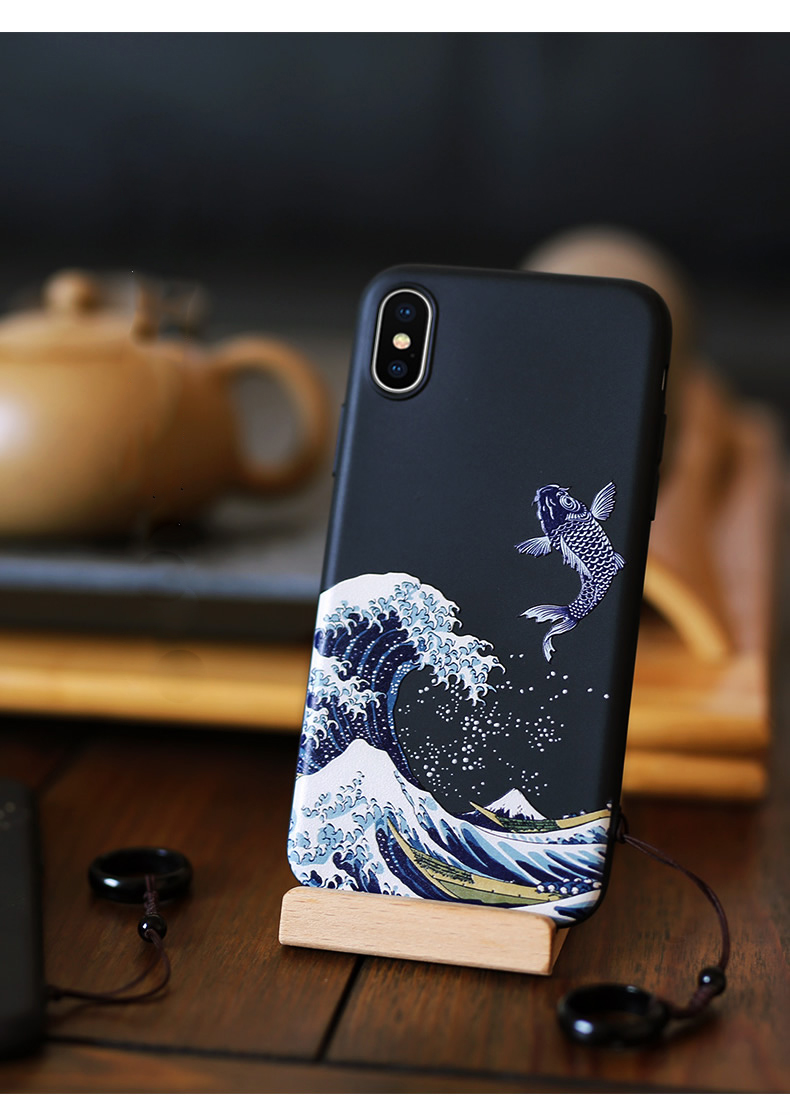 3D Art Case For iPhone 11