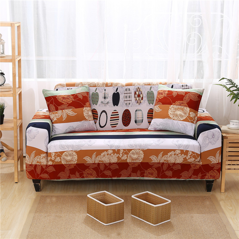 American Style Universal Sofa Cover Elastic Stretch Sofa