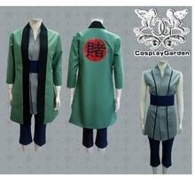 Anime Naruto Tsunade Cosplay Costume Custom Made