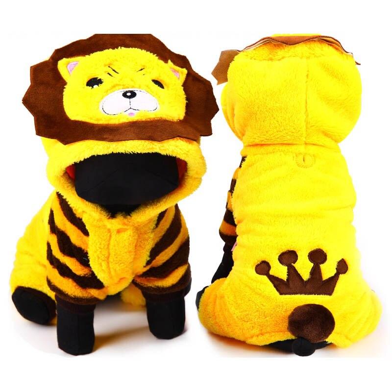 Одежда для собак кошка теплая толстовка с капюшоном пальто зимнее ватки фланель мягкой хлопок мода многоцветный жилет размер xxs-xxl xs sml tb6