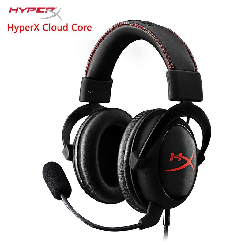 KINGSTON HyperX série Nuvem Gaming Headset Adequado para computador tablet telefone Fones De Ouvido Com microfone