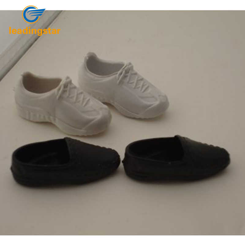 LeadingStar 2 Pairs Fashion Dolls Accessories Doll Shoes Sneakers Shoes For Boyfriend Ken High Quality Baby Toy