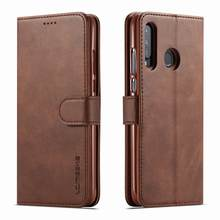 Phone Cases For Huawei P30 Lite Pro Case Cover On Magnetic Flip Luxury Vintage Wallet Leather Bags For Huawei P30 P30lite P30pro