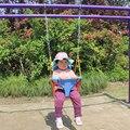 Ребенок детские качели сиденье крытый и открытый свинг стул игрушки качели стул регулируемый