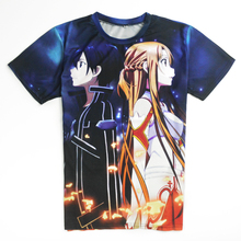 Sword Art Online T-Shirt #1
