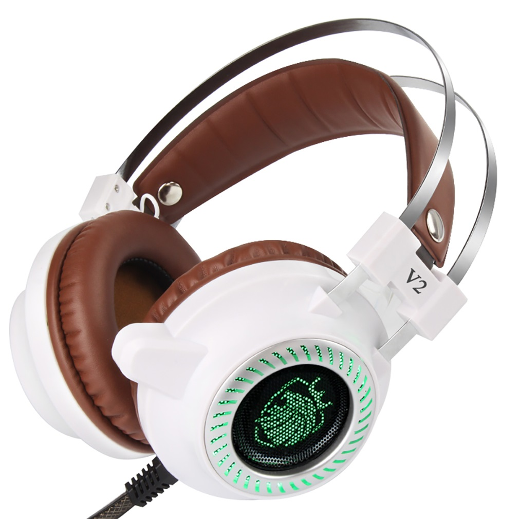 Steelseries Stereo V2 earphone Gaming Headset gamer Light Headphones MP3 with microphone for computer PC Phone