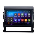 Android 5.1 stereo Head Unit for Toyota Land Cruiser 2015 2016 Permanent radio navi GPS Radio headunit wifi free map Head Device