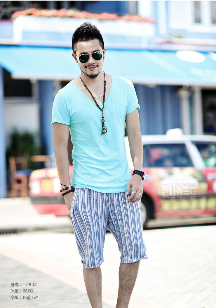 Style Fashion Homme Summer