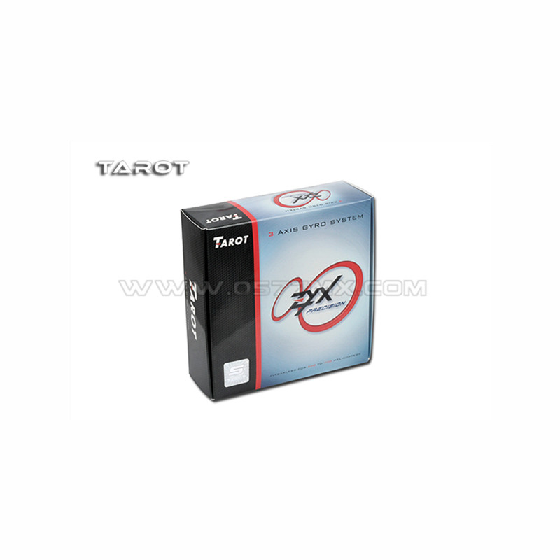 Tarot-RC ZYX08 ZYX-S Programmable 3-Axis Flybarless Gyro System 200-700 helicopter купить