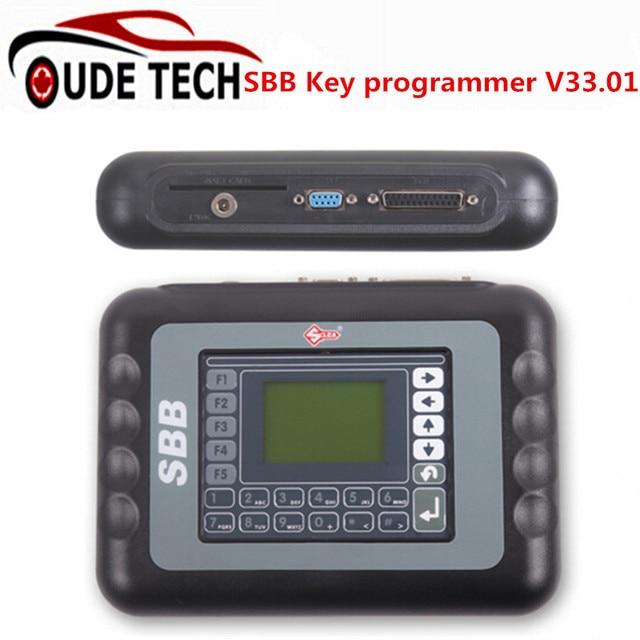 Good Quality Auto Key Programmer niversal SBB Key Programmer For Multi-Brands Brazil SBB Silca V33.01 sbb v33.01 brazil