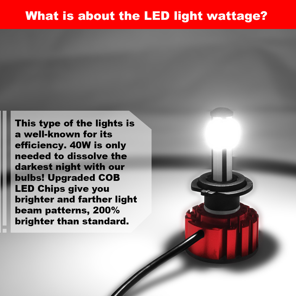 Image 2 - LSlight LED Headlight H7 H4 9005 9006 H11 HB2 HB3 HB4 LED Auto Bulb 6000K 9600LM 72W 12V 24V Car Light diode Ice Lamps luces-in Car Headlight Bulbs(LED) from Automobiles & Motorcycles