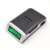 Pantalla lcd con 4 ranuras inteligente inteligente del cargador de batería para aa/aaa nimh nicd baterías recargables